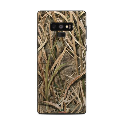 Samsung Galaxy Note 9 Skin - Shadow Grass Blades