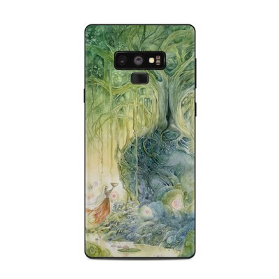Samsung Galaxy Note 9 Skin - Offerings by Stephanie Pui-Mun