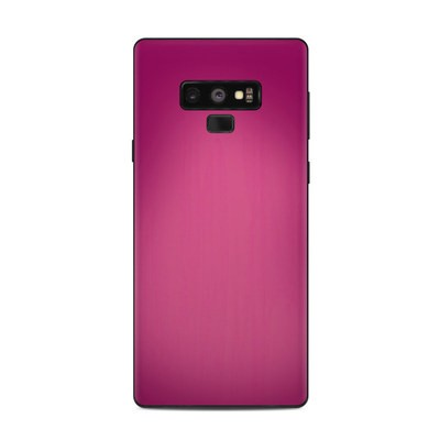 Samsung Galaxy Note 9 Skin - Pink Burst