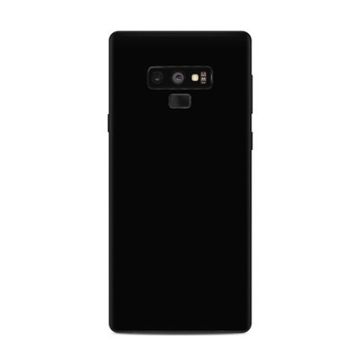 Samsung Galaxy Note 9 Skin - Solid State Black