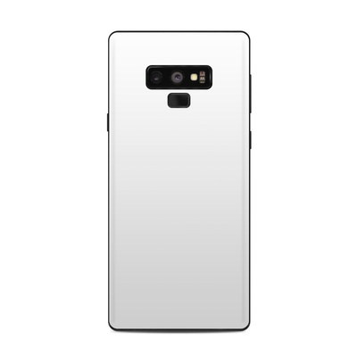 Samsung Galaxy Note 9 Skin - Solid State White