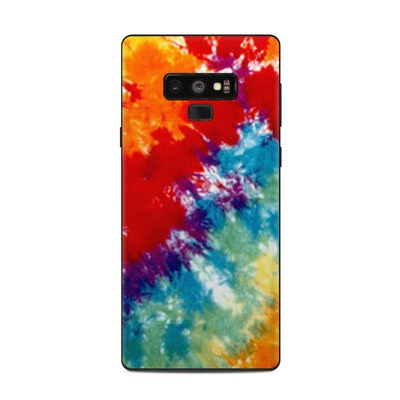 Samsung Galaxy Note 9 Skin - Tie Dyed