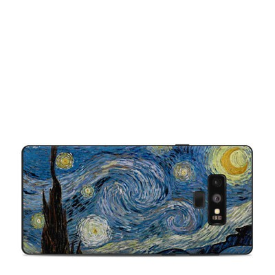 Samsung Galaxy Note 9 Skin - Starry Night