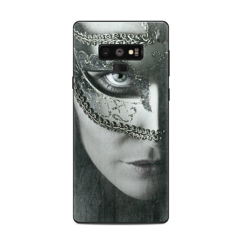 Samsung Galaxy Note 9 Skin - Behind the Mask