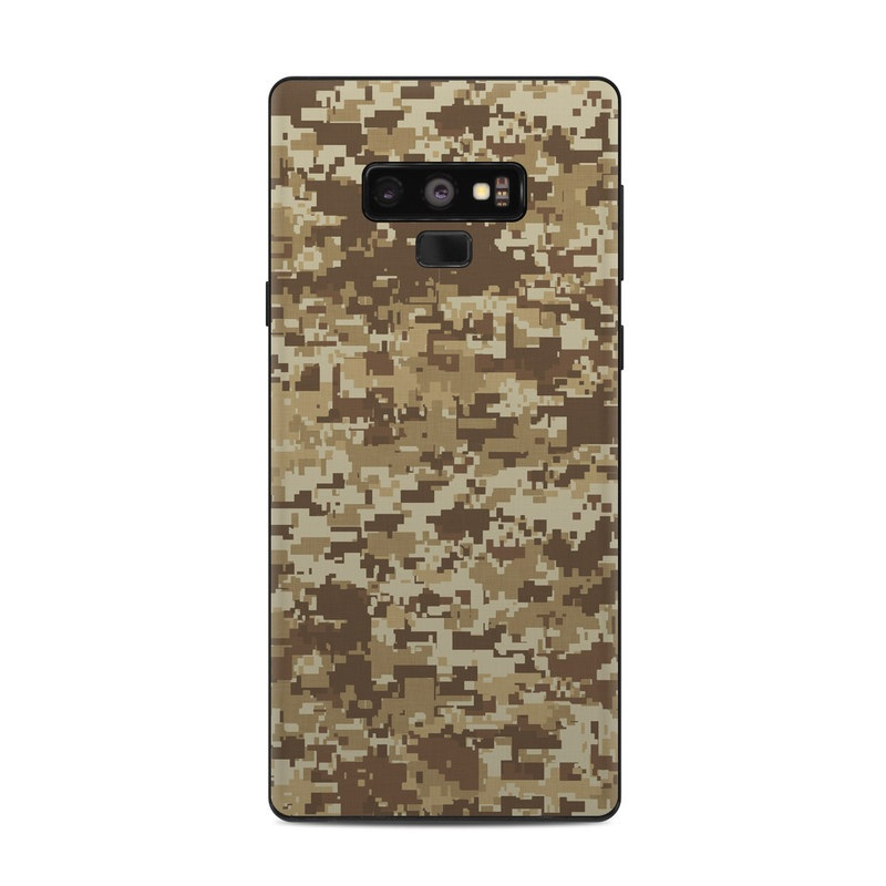finest selection 11d83 660bb Samsung Galaxy Note 9 Skin - Coyote Camo