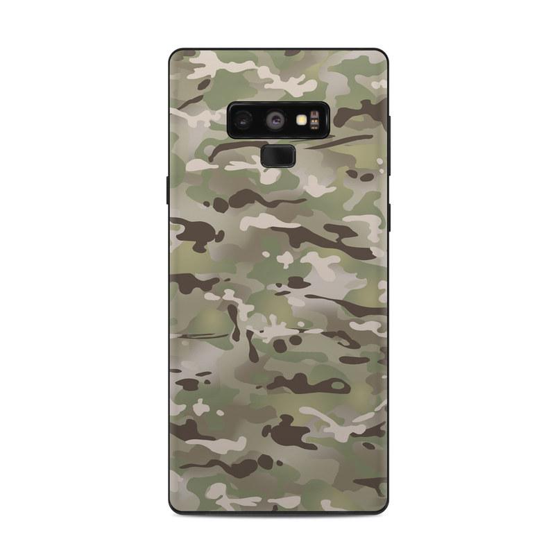 timeless design 1d918 42c57 Samsung Galaxy Note 9 Skin - FC Camo