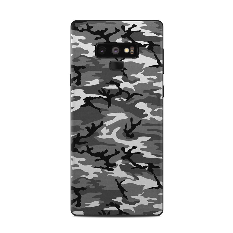 buy online 5af3a 4bbf7 Samsung Galaxy Note 9 Skin - Urban Camo