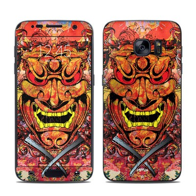 Samsung Galaxy S7 Skin - Asian Crest