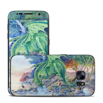 Samsung Galaxy S7 Skin - Of Air And Sea