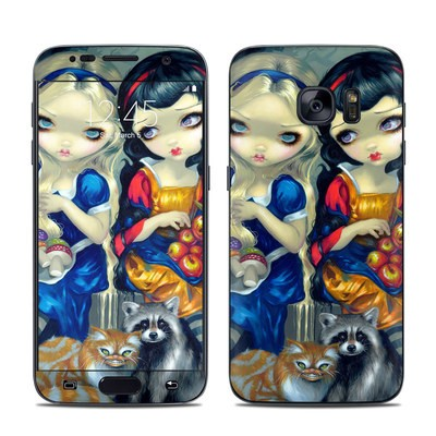 Samsung Galaxy S7 Skin - Alice & Snow White