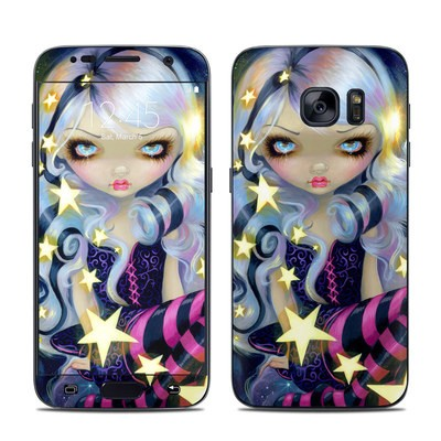 Samsung Galaxy S7 Skin - Angel Starlight