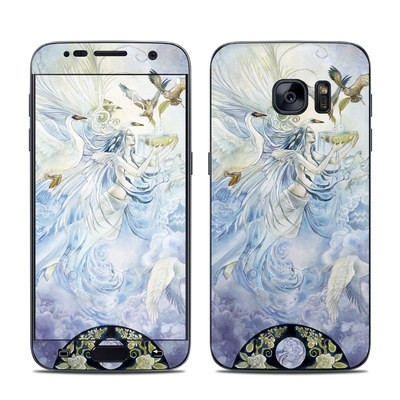 Samsung Galaxy S7 Skin - Aquarius
