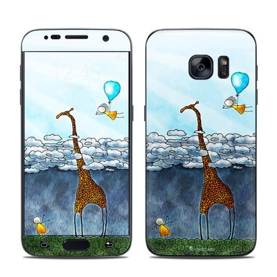 Samsung Galaxy S7 Skin - Above The Clouds