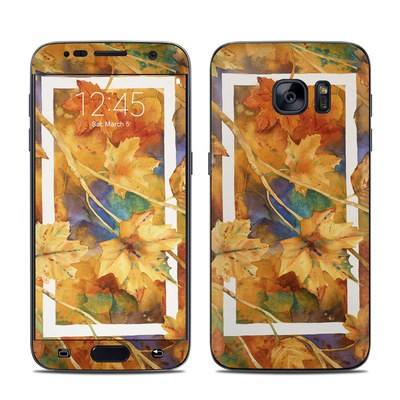 Samsung Galaxy S7 Skin - Autumn Days