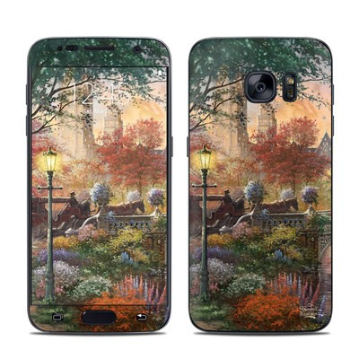 Samsung Galaxy S7 Skin - Autumn in New York