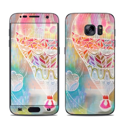 Samsung Galaxy S7 Skin - Balloon Ride