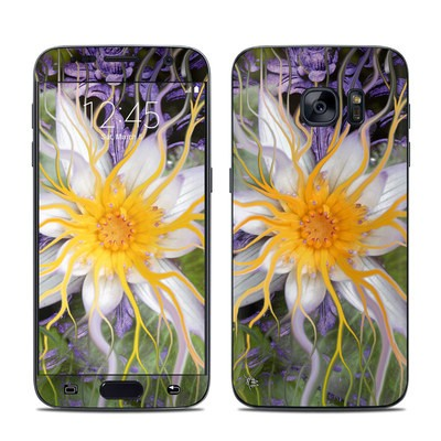 Samsung Galaxy S7 Skin - Bali Dream Flower