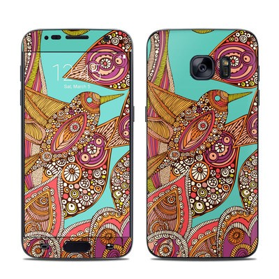 Samsung Galaxy S7 Skin - Bird In Paradise