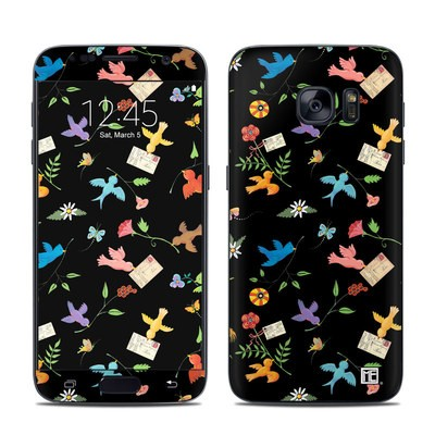 Samsung Galaxy S7 Skin - Birds