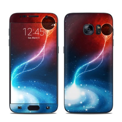 Samsung Galaxy S7 Skin - Black Hole