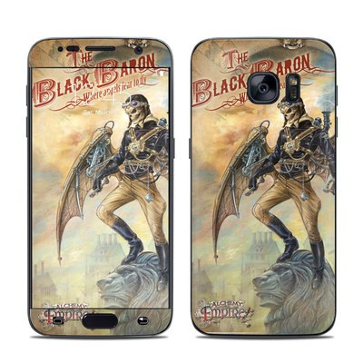Samsung Galaxy S7 Skin - The Black Baron