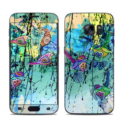 Samsung Galaxy S7 Skin - Blue Evening