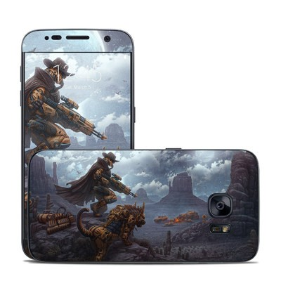 Samsung Galaxy S7 Skin - Bounty Hunter