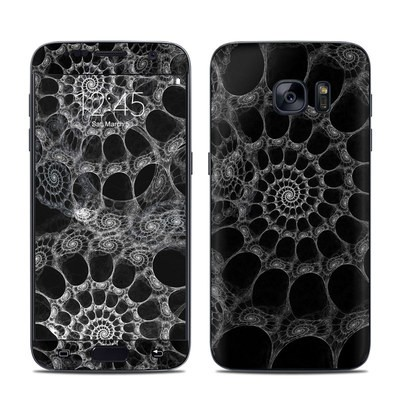 Samsung Galaxy S7 Skin - Bicycle Chain