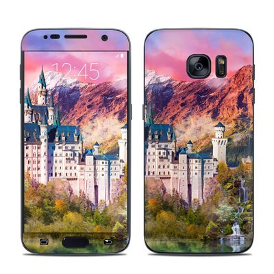 Samsung Galaxy S7 Skin - Castle Majesty