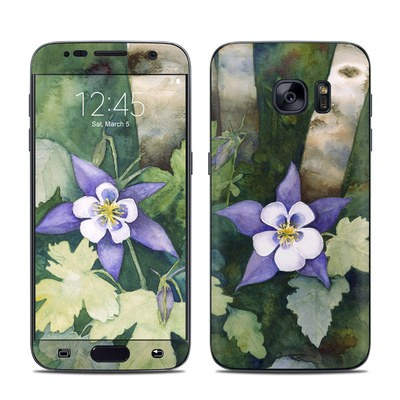 Samsung Galaxy S7 Skin - Colorado Columbines
