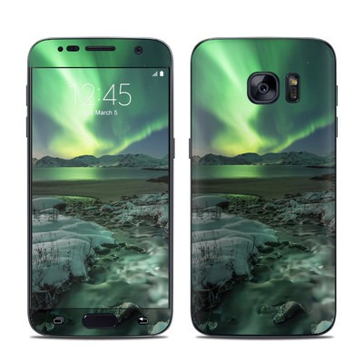 Samsung Galaxy S7 Skin - Chasing Lights