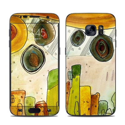 Samsung Galaxy S7 Skin - City Life