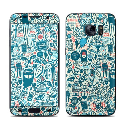 Samsung Galaxy S7 Skin - Committee