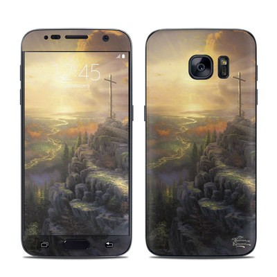 Samsung Galaxy S7 Skin - The Cross