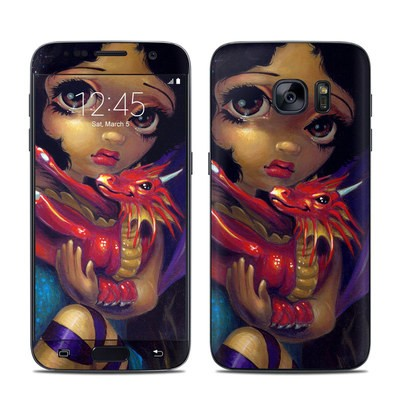 Samsung Galaxy S7 Skin - Darling Dragonling