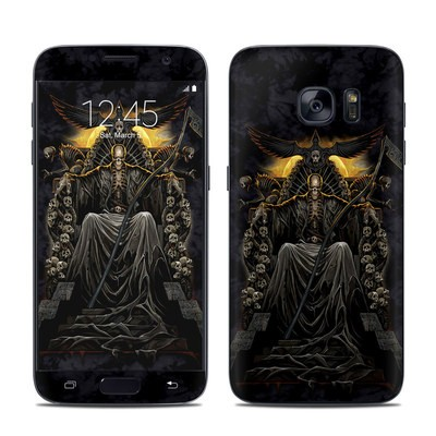 Samsung Galaxy S7 Skin - Death Throne