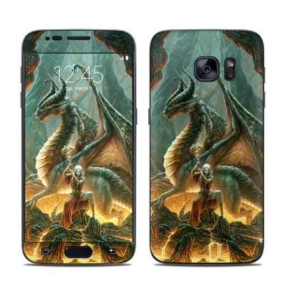 Samsung Galaxy S7 Skin - Dragon Mage