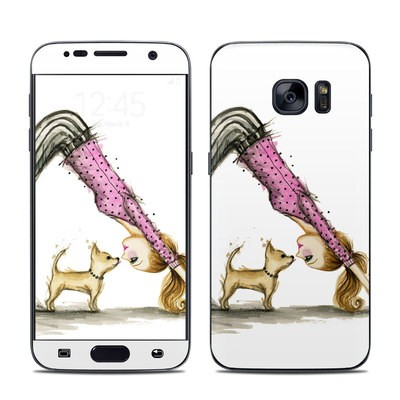 Samsung Galaxy S7 Skin - Downward Dog