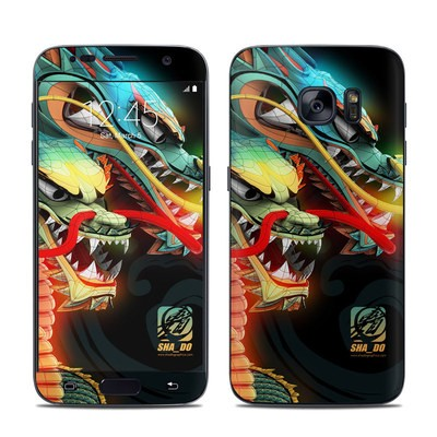 Samsung Galaxy S7 Skin - Dragons