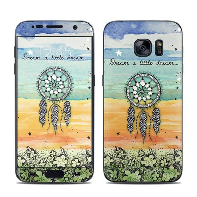 Samsung Galaxy S7 Skin - Dream A Little