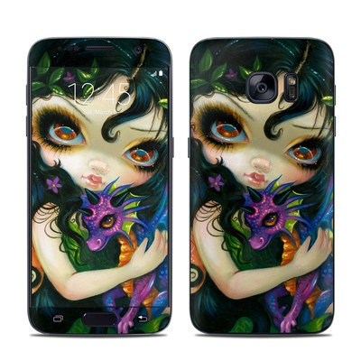 Samsung Galaxy S7 Skin - Dragonling Child