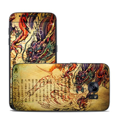 Samsung Galaxy S7 Skin - Dragon Legend