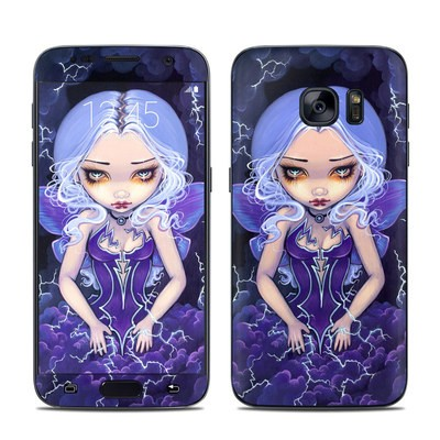 Samsung Galaxy S7 Skin - Dress Storm