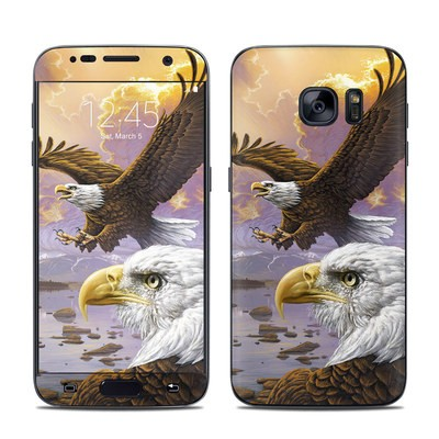 Samsung Galaxy S7 Skin - Eagle