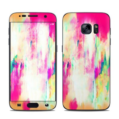 Samsung Galaxy S7 Skin - Electric Haze