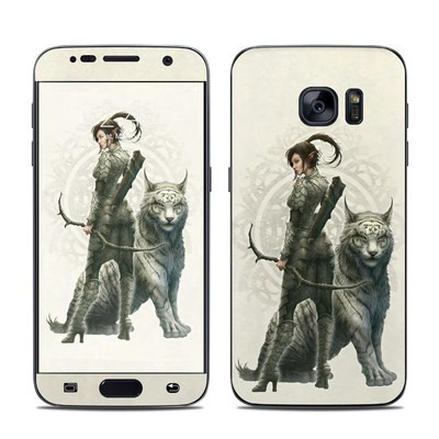Samsung Galaxy S7 Skin - Half Elf Girl