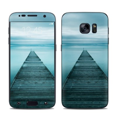 Samsung Galaxy S7 Skin - Evening Stillness