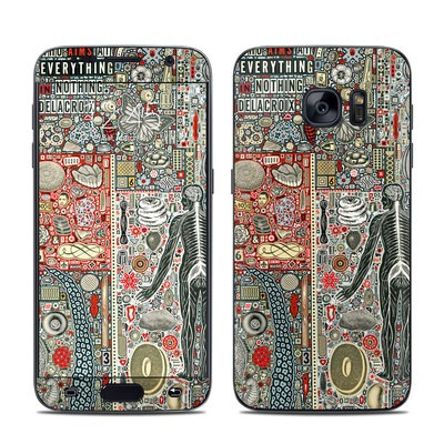 Samsung Galaxy S7 Skin - Everything and Nothing