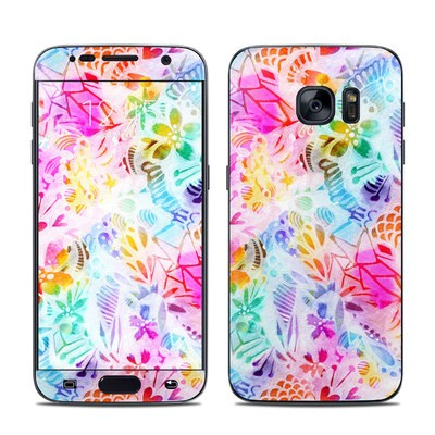 Samsung Galaxy S7 Skin - Fairy Dust