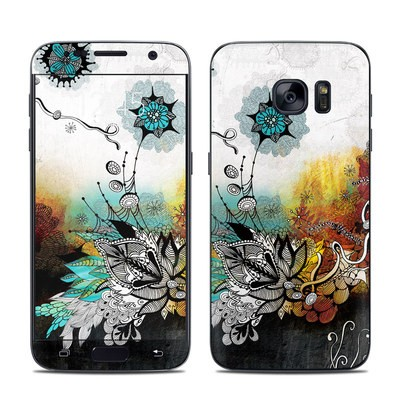 Samsung Galaxy S7 Skin - Frozen Dreams